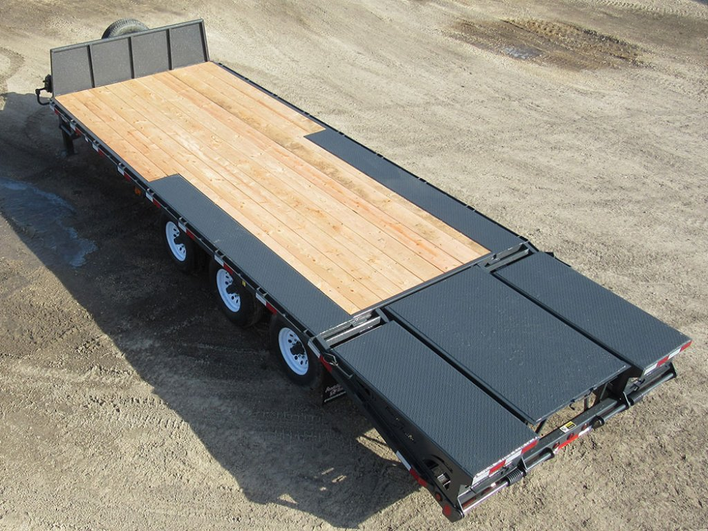 Pintle Hitch Trailers