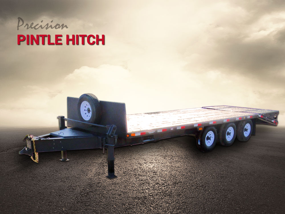 Precision Pintle Hitch Trailers